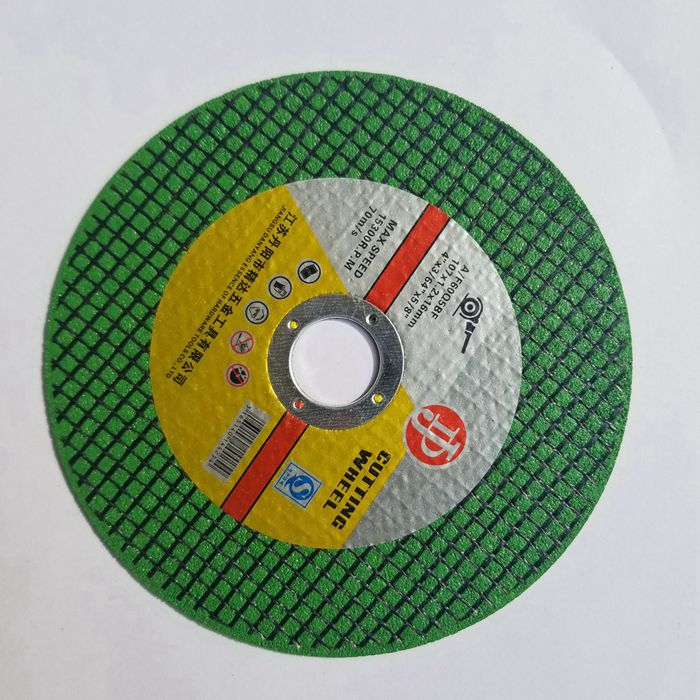 green cutting disc 107*1.2*16mm